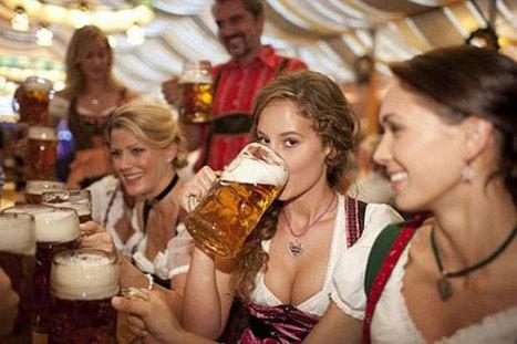 Brunch et Miss Dirndl pour l'Oktoberfest Paris 2016 | Malts et Houblons, le site des passionnés de bière et de whisky | Gastronomie et plaisirs gourmands | Scoop.it