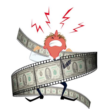 Bref, ma banque me gonfle ! Concours VIDEO - envoyez-nous le lien | #CoopStGilles Projet | Scoop.it