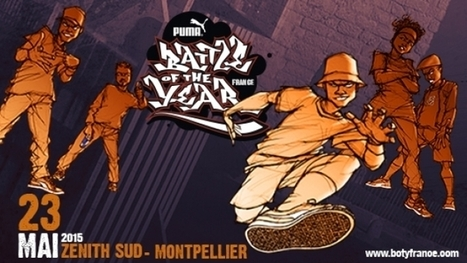 Puma Battle Of The Year France 2015, 15eme édition (Actu Hip Hop) | Hip Hop Corner | Battle Of The Year France | Scoop.it