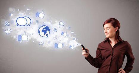 Les réseaux sociaux éphémères découlent de l'envie de ne pas avoir de stock. | Revue de presse du Web | Scoop.it