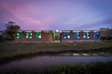Medical Training Center of Mae Tao Clinic / a.gor.a Architects | Architecture écologique | Scoop.it