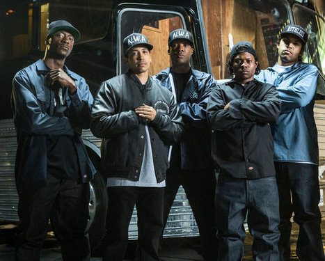 An N.W.A. Biopic Heads Straight Into Mainstream | Year 12 English Resources | Scoop.it