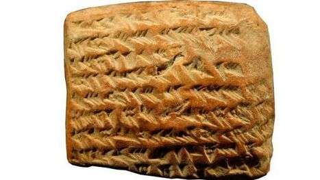 Ancient Babylonians knew secrets of the solar system 1,500 years before Europe  - Archaeology | News in Conservation | Scoop.it