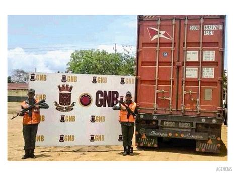 GNB decomisó 100 toneladas de leche en el Puente sobre el Lago de Maracaibo | Política para Dummies | Scoop.it