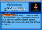 The iCommunicator Translates Speech into Text or Sign Language | Edtech PK-12 | Scoop.it