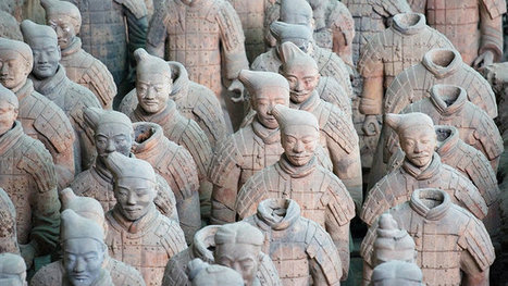 Ancient China | Languages Links for the Classroom | Scoop.it