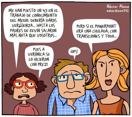 VIÑETA_deberes_papas | Aprender en el 2013 | Scoop.it