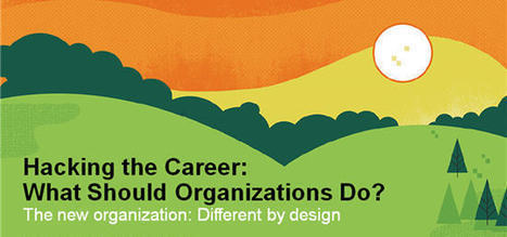 Reinventing The Career:  What Should Organizations Do? | Career Development, Personal Branding & Job Hunting | Scoop.it