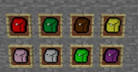 More Backpacks Mod for Minecraft 1.7.10/1.7.2/1.6.4 | Mods for Minecraft | Scoop.it