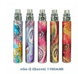 Buy Bright Pure Colored 900mAh Lip Gloss Battery for Electronic Cigarette at Cheap Price | healthy | Scoop.it