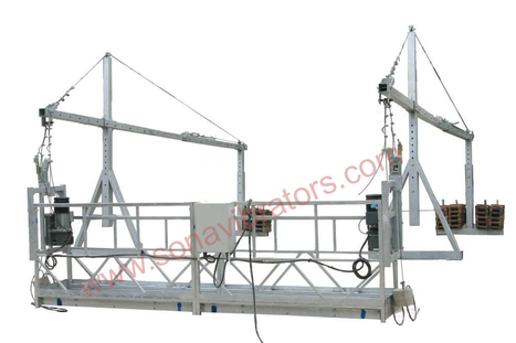 Suspended Platform – Rope and Hanging work platform in India | | Stirrup Bender Machine | Scoop.it