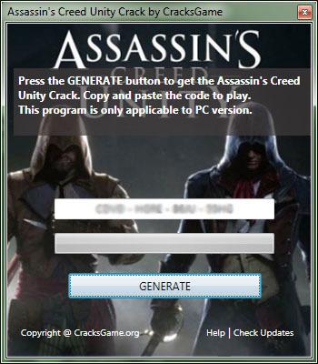 Assassin's Creed: Unity Crack | Game Cracks | Scoop.it