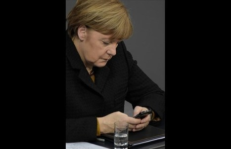 U.S. surveillance of Merkel wider than thought | Information Technologies and Political Rights | Scoop.it