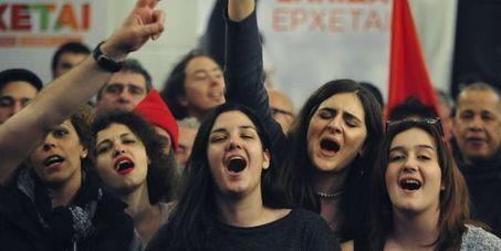 Victoire historique de la gauche radicale en Grèce | Union Européenne, une construction dans la tourmente | Scoop.it