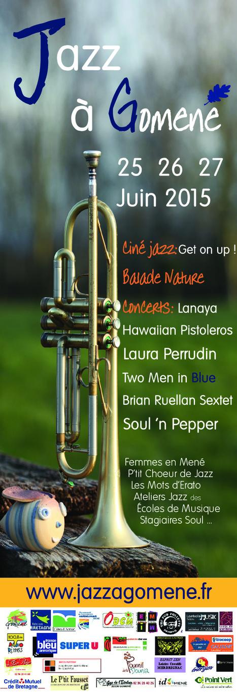 jazz à gomené | Jazzualités Rennes et alentours | Scoop.it
