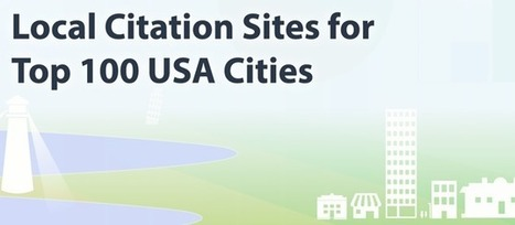 Local Citation Sites for Top 100 US Cities | Local SEO + Local Search Updates | Scoop.it