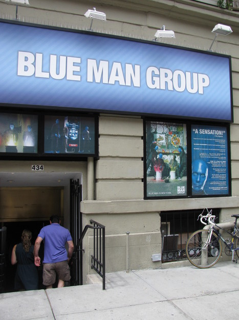 The Blue Man Group and Creativity - Creative Leader | Creativity & leadership | Scoop.it