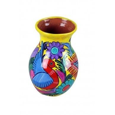Michoacan Hand Painted Vase | Michoacan Hand Painted Vase | Scoop.it