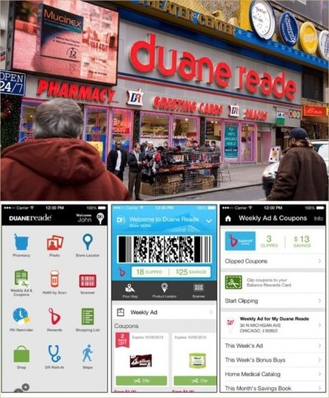 Duane Reade Pharmacy Store Trials iBeacon In Several NYC Branch Locations   Cubeacon Portal   Technology and innovation in tourism   Scoop.it