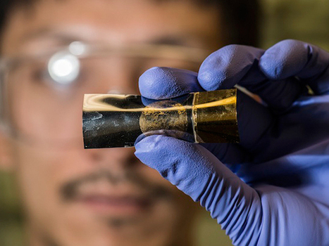 Nanoporous material combines the best of batteries and supercapacitors | Cool Future Technologies | Scoop.it