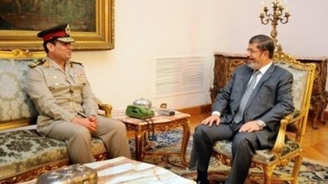 Egypt's Muslim Brotherhood seek to infiltrate, control powerful army: report | Égypt-actus | Scoop.it