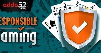 Responsible Gaming on Adda52rummy.com | sscsworld | Scoop.it