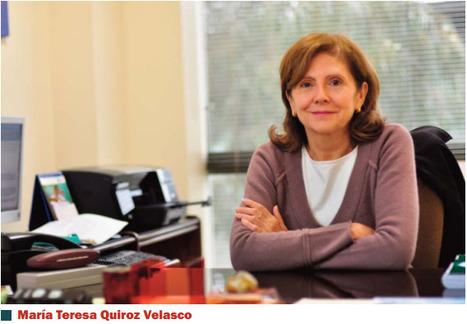 Entrevista a María Teresa Quiroz: Mirarse unos a otros en la diferencia. Las redes no son solamente tecnología, sino fundamentalmente una forma de comunicación | Paula Roncal | Scoop.it