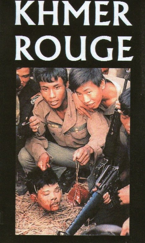 Khmer Rouge | Never Fall Down: Cambodia | Scoop.it