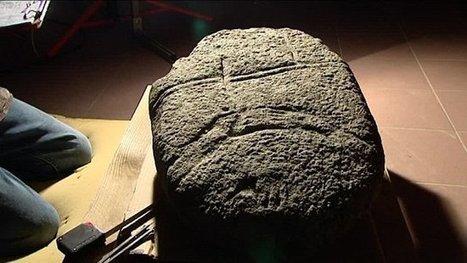 Tarn : une nouvelle statue-menhir vieille de 5000 ans - France 3 Midi-Pyrénées | Aux origines | Scoop.it