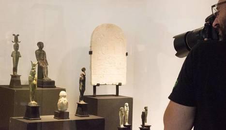 El gusano que llevó a un médico a amar las antigüedades faraónicas | Egiptología | Scoop.it