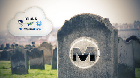 Five Great Alternatives to MegaUpload | Technoculture | Scoop.it