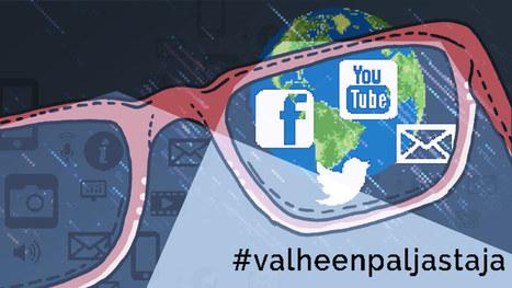 Valheenpaljastaja: Facebook mainosti valeuutista | Kirjastoista, oppimisesta ja oppimisen ympäristöistä | Scoop.it