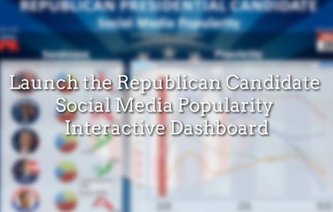 2012 Presidential Election: Examining the Social Media Buzz Surrounding the Republican Party (Interactive Infographic) | Web-Awareness | Scoop.it