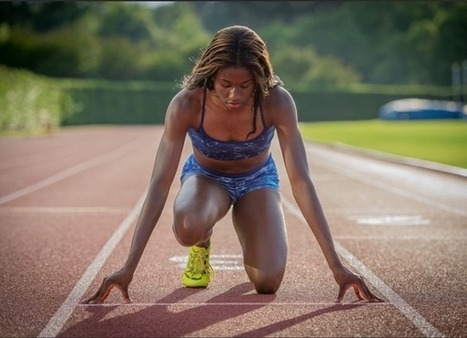 Meet the Fastest Girl in the History of the World | Community Village Daily | Scoop.it