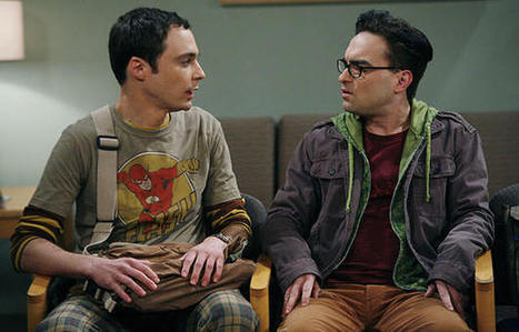 'Big Bang Theory' Season Finale Mixes Sweetness With Laughs - Binge Watched | MOVIES VIDEOS & PICS | Scoop.it
