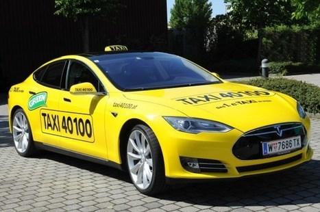 El sector del taxi en Europa comienza a unirse para abrazar al coche eléctrico | Santiago Sanz Lastra | Scoop.it