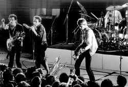PHOTO: The Clash in concert | SongsSmiths | Scoop.it