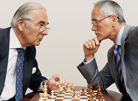 Advanced Game Theory Strategies For Decision-Making | Business strategy notes | Scoop.it