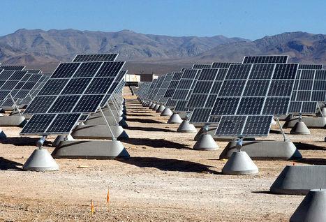 Un nouveau record de rendement pour les panneaux solaires - SciencePost | Rénovation énergétique, énergies renouvelables, construction durable | Scoop.it