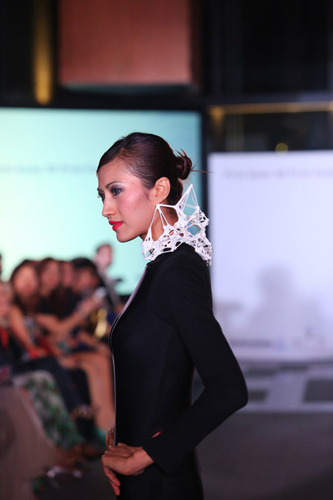 First Asian 3D Print Fashion Show | i.materialise 3D Printing Service Blog - watch us make the future (feel free to join in) | 3D printing in New york | Scoop.it
