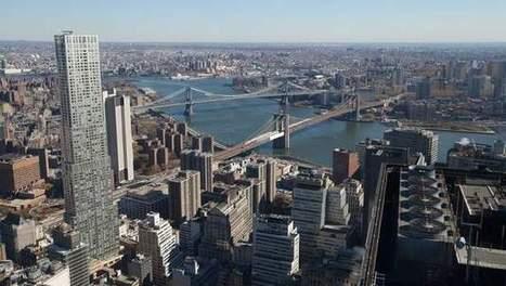 New Yorkse politie zet misdaadkaart online   15 Innovatieve toepassingen van ICT & technologie   Scoop.it