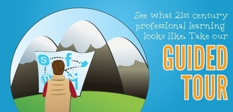 Connected, 21st century professional learning: Take a guided tour. | Social Media Butterflies | Scoop.it