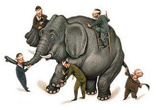 Un éléphant, ça trompe énormément, ou quand la carte n'est pas le territoire... Outils de l'IC | Coaching de l'Intelligence et de la conscience collective | Scoop.it