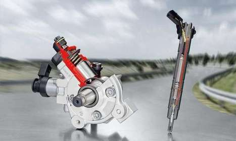 Hardened steels for more efficient engines | Sciences & Technology | Scoop.it