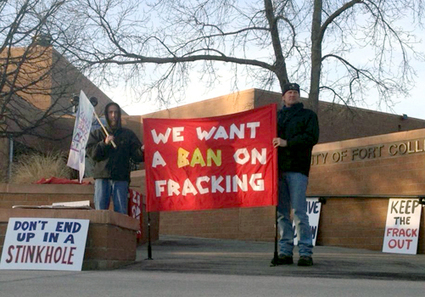 An Inside Look at Democracy in Action to Ban Fracking in Fort Collins   EcoWatch   Scoop.it