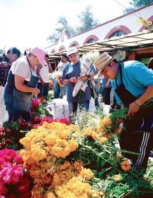 Crecerán ganancias por Día de Muertos | Querétaro | DIA DE MUERTOS | Scoop.it
