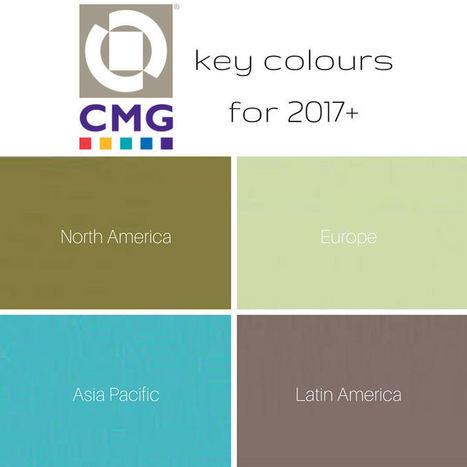 tuesday trending: international key colours for 2017 | Colour Trends - Tendències de Color. | Scoop.it