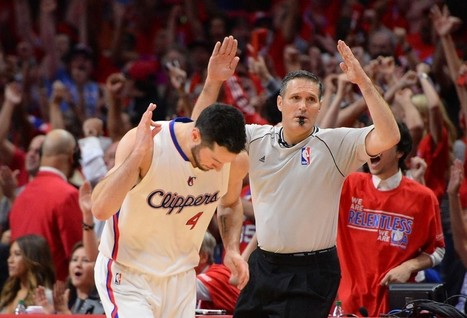 The Myth of the Perfectly Officiated Game | lIASIng | Scoop.it