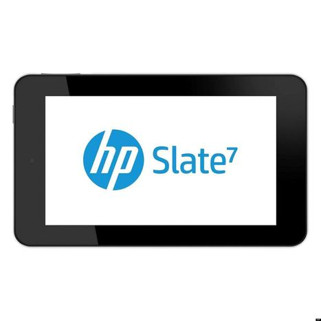 HP Announces A Tablet That's Able To Talk To Printers | HP Slate | Scoop.it