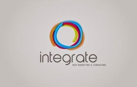 Vektörel Integrate Logo | Vektorel cizimler | Scoop.it